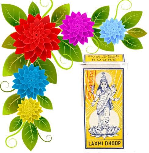 Laxmi Dhoop Cones