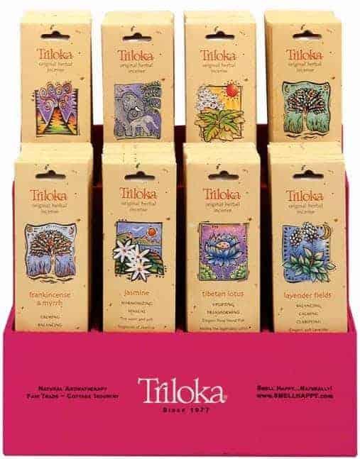 Triloka Incense