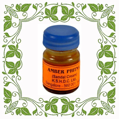 Amber Phitna Sandalwood Paste Cream